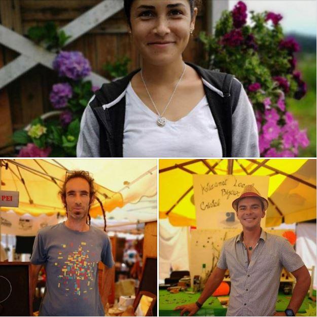 Anaïs, Hugues et Ludovic sont les Nouveaux-venus de la semaine